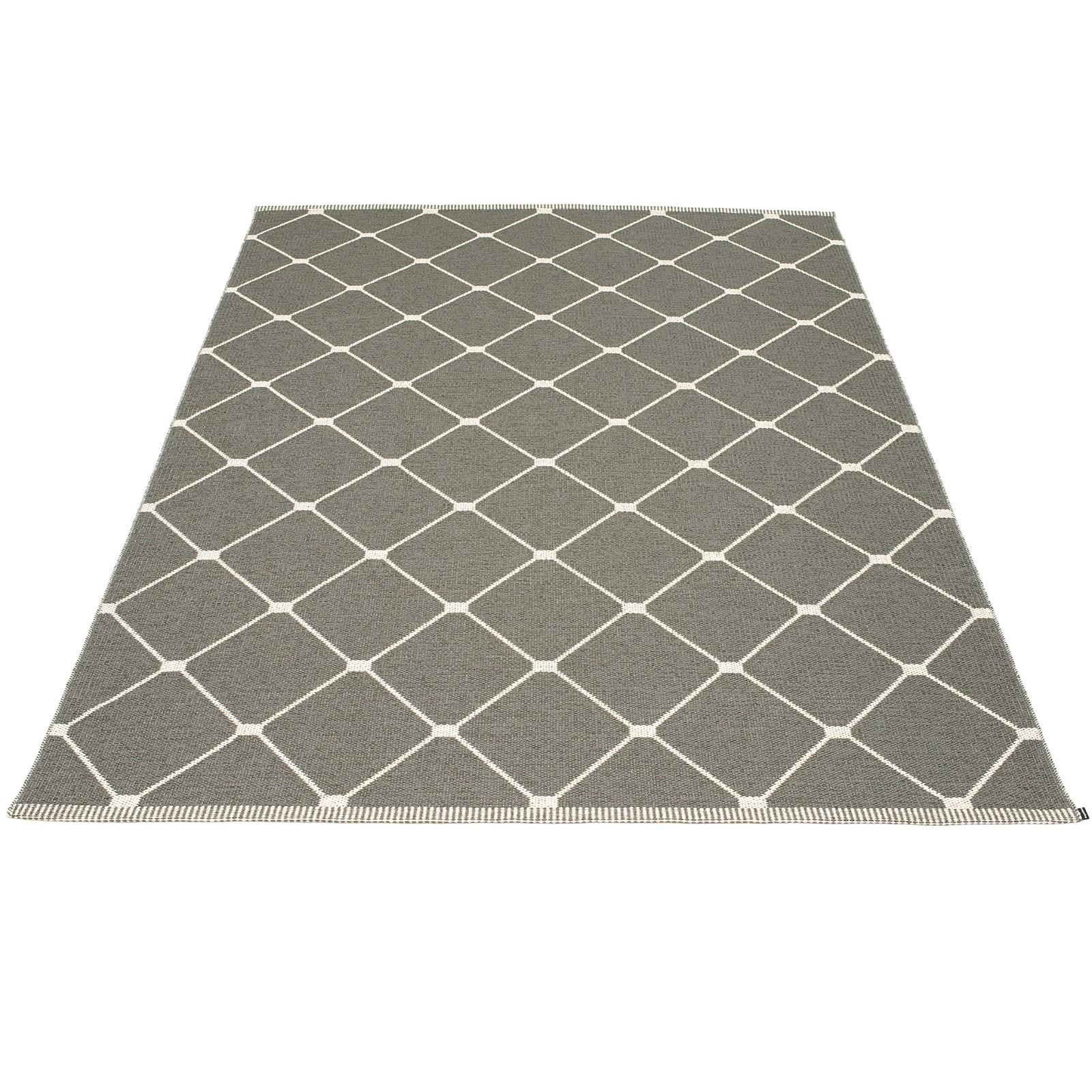 teppich charcoal 180 x 275 cm pappelina regina. Black Bedroom Furniture Sets. Home Design Ideas
