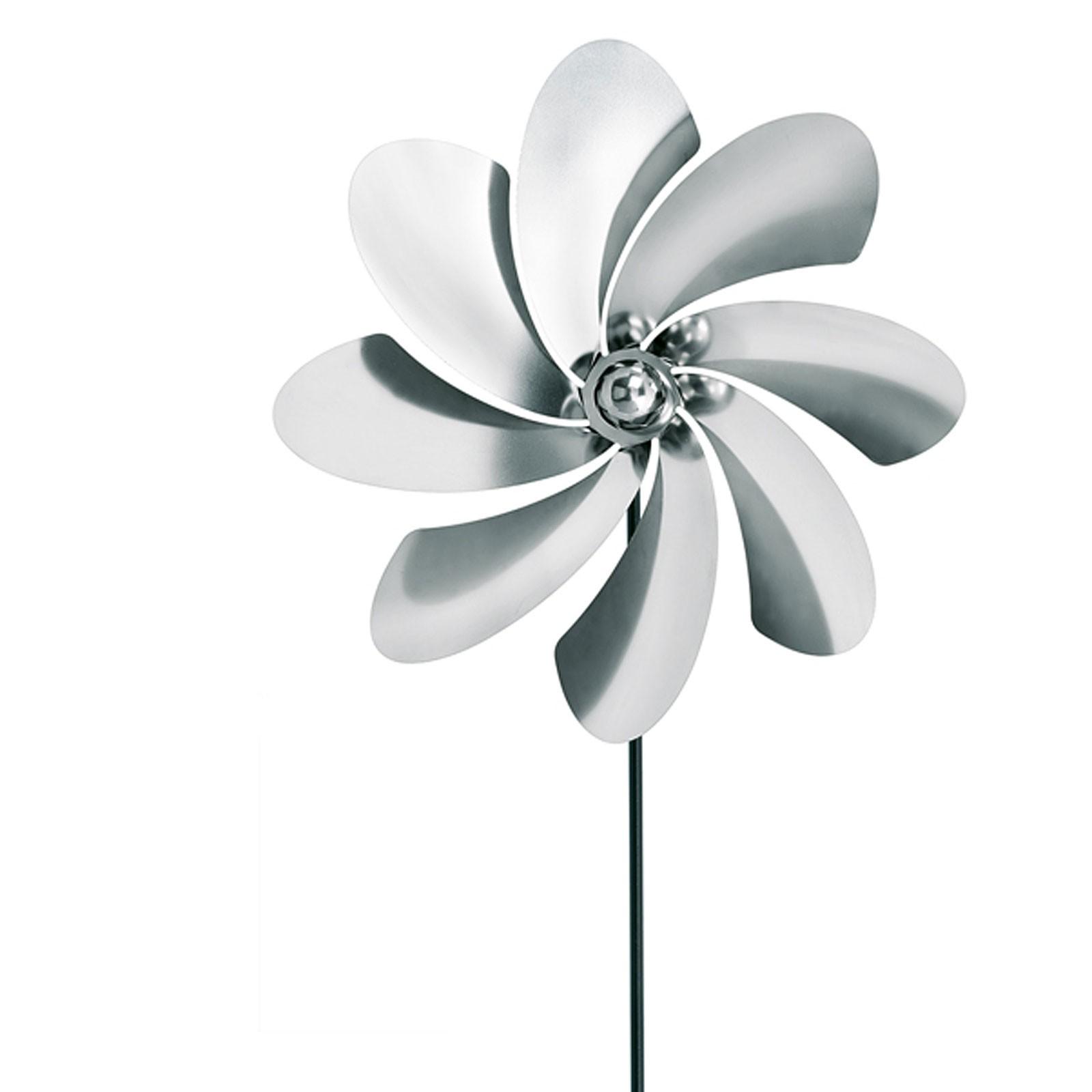 Windrad Edelstahl matt Ø 30 cm blomus VIENTO
