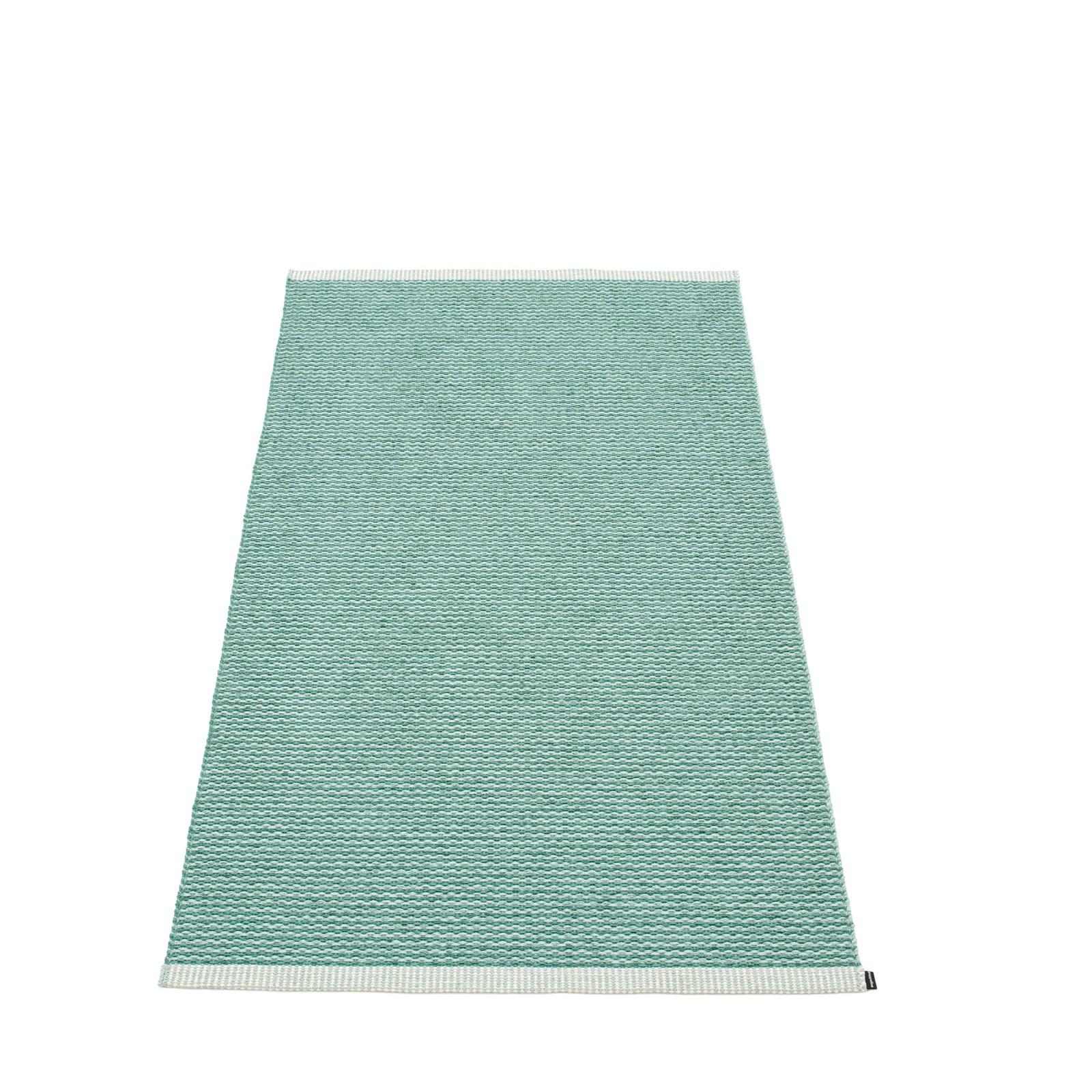 Pappelina Läufer pappelina mono läufer kunststoffteppich farbe jade in verschiedenen