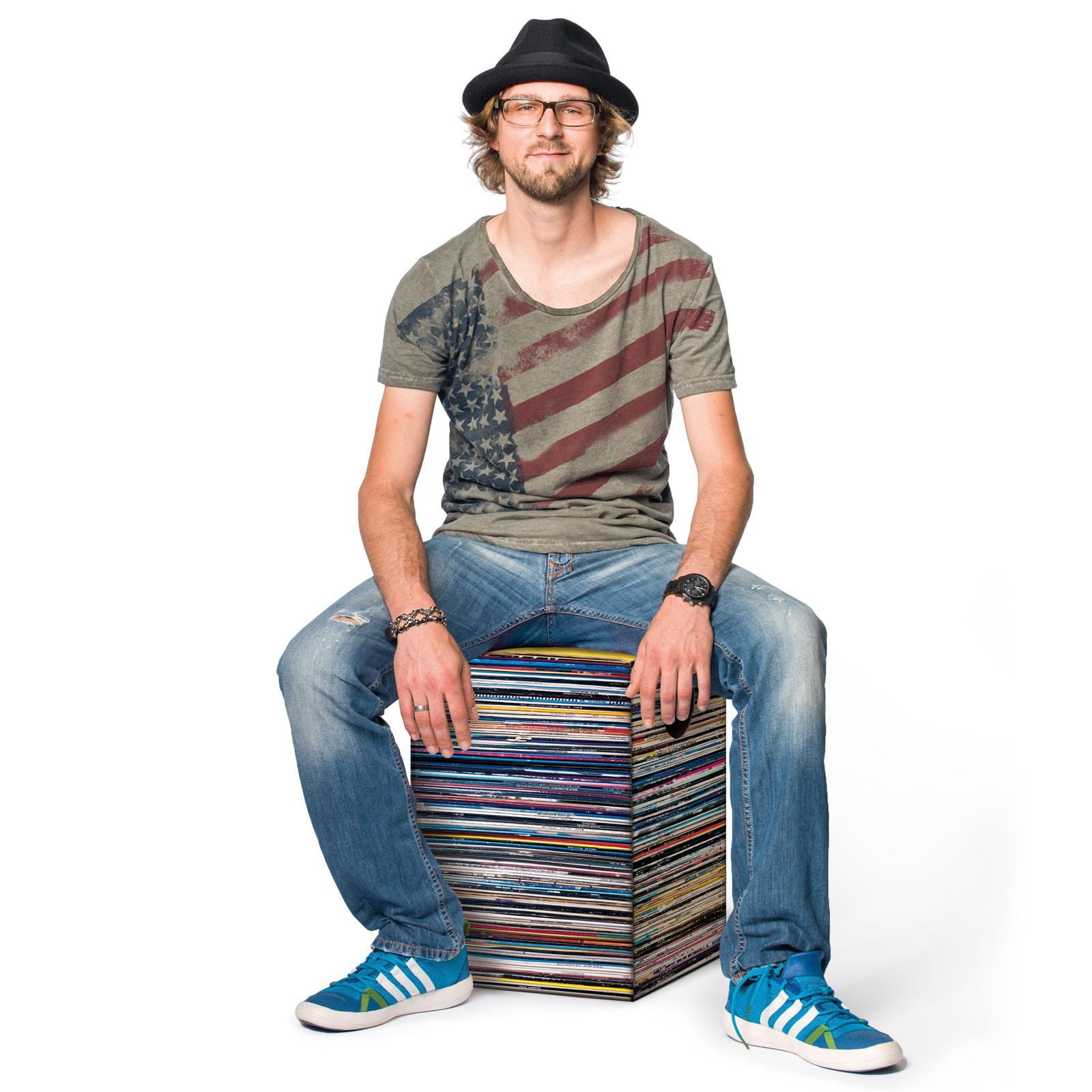 remember papphocker belastbar bis 200 kg music express. Black Bedroom Furniture Sets. Home Design Ideas