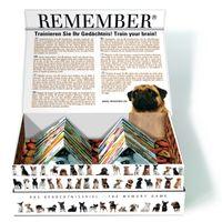 Remember Gedächtnisspiel DOGS