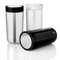 Thermobecher 0,20 l Steel stelton TO GO CLICK