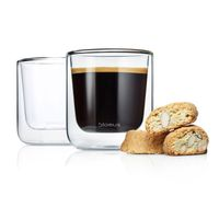 blomus Nero Thermo Kaffeegläser 2-teiliges Set