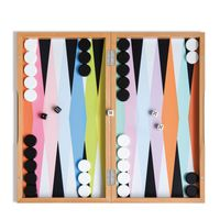 Remember Brettspiel BACKGAMMON