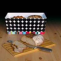 Remember Brotbox mit Bambusdeckel SCOOP
