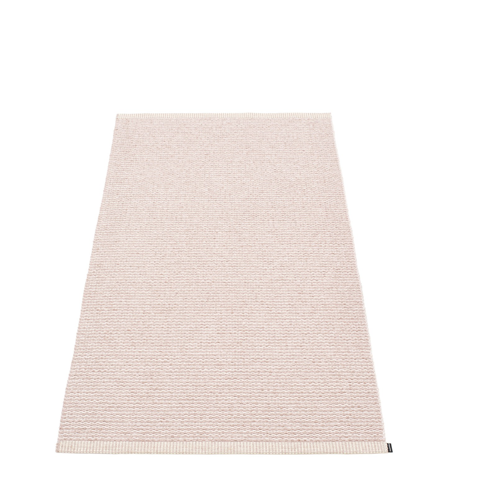 Pappelina Läufer pappelina mono läufer kunststoffteppich farbe pale in
