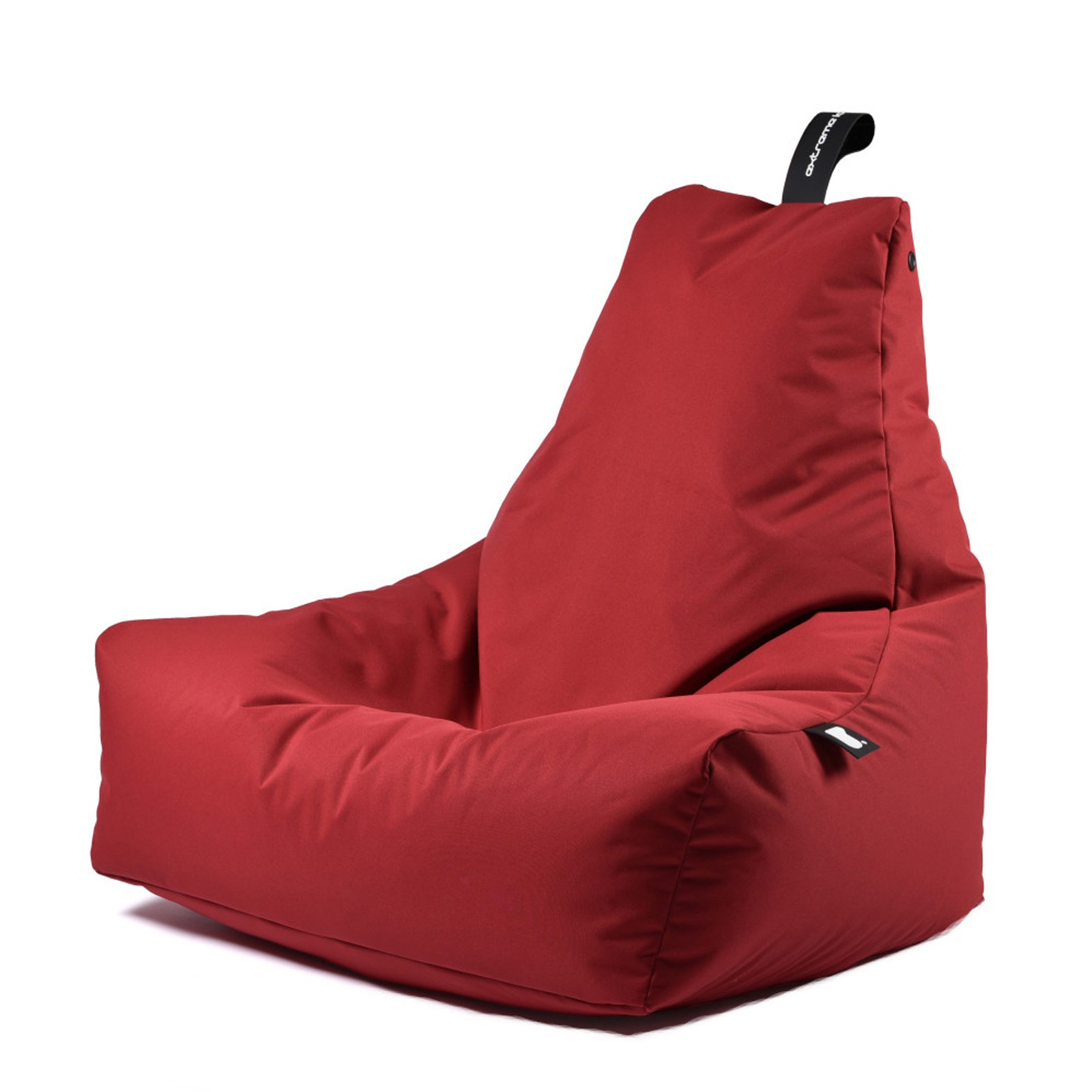 b-bag Extreme Lounging Sitzsack Indoor + Outdoor mighty-b Farbe Red
