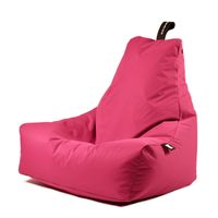 b-bag Extreme Lounging Sitzsack Indoor + Outdoor mighty-b Farbe Pink