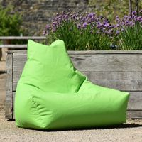 b-bag Extreme Lounging Sitzsack Indoor + Outdoor mighty-b Farbe Lime
