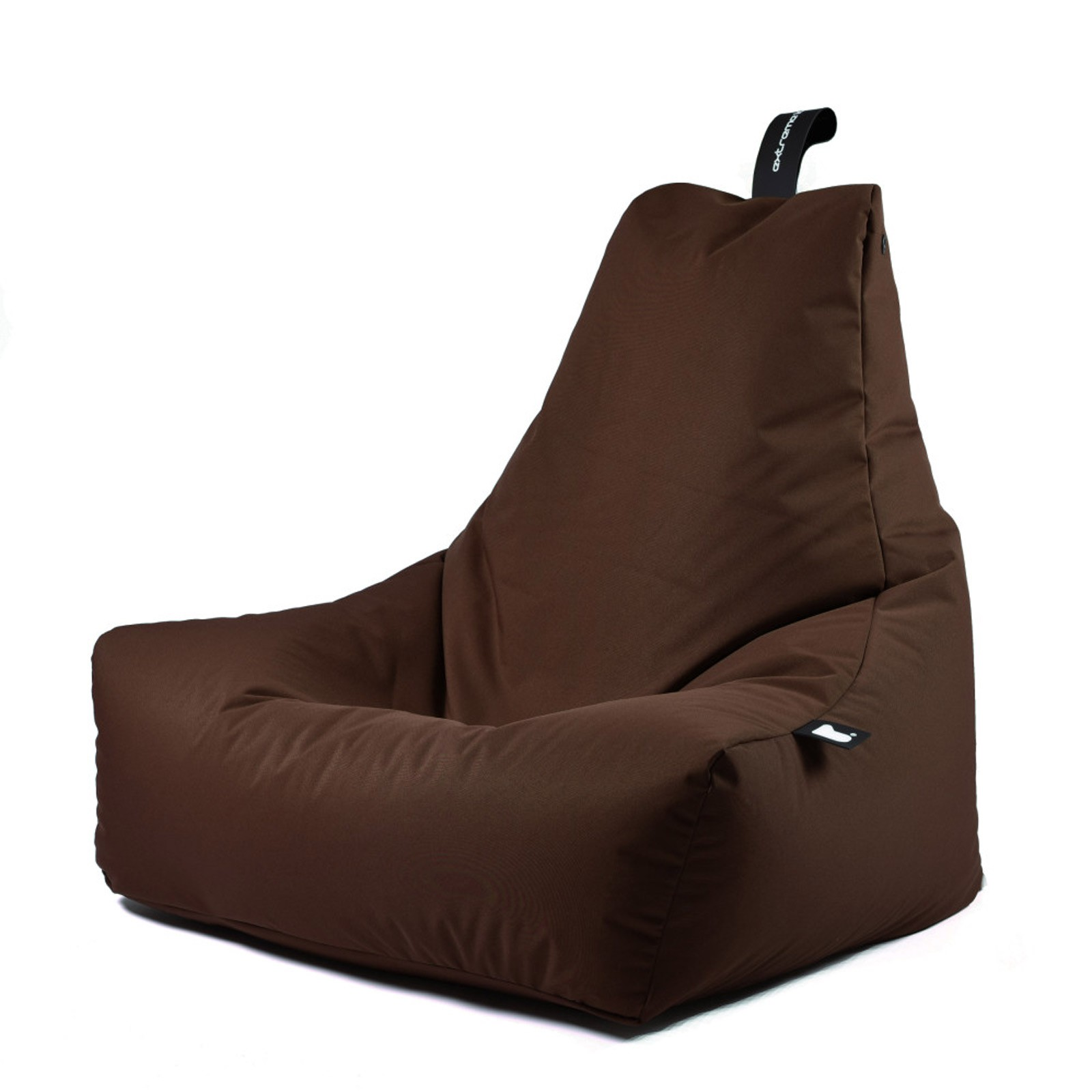 b-bag Extreme Lounging Sitzsack Indoor + Outdoor mighty-b Farbe Brown