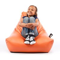 b-bag Extreme Lounging Mini Sitzsack Indoor-/Outdoor mini-b Farbe Orange