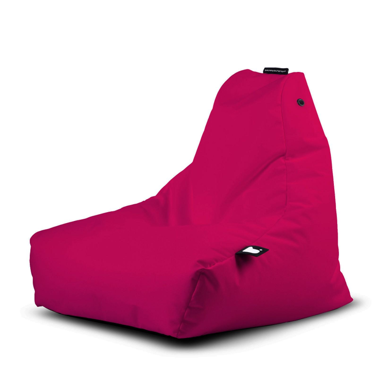 b-bag Extreme Lounging Mini Sitzsack Indoor-/Outdoor mini-b Farbe Pink