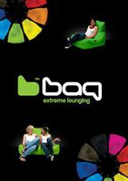 b-bag Extreme Lounging gesteppter Sitzwürfel b-box Quilted Farbe Aqua