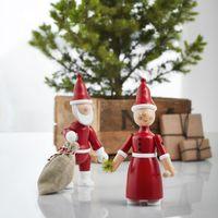 Kay Bojesen Weihnachtsfrau 20 cm (h)