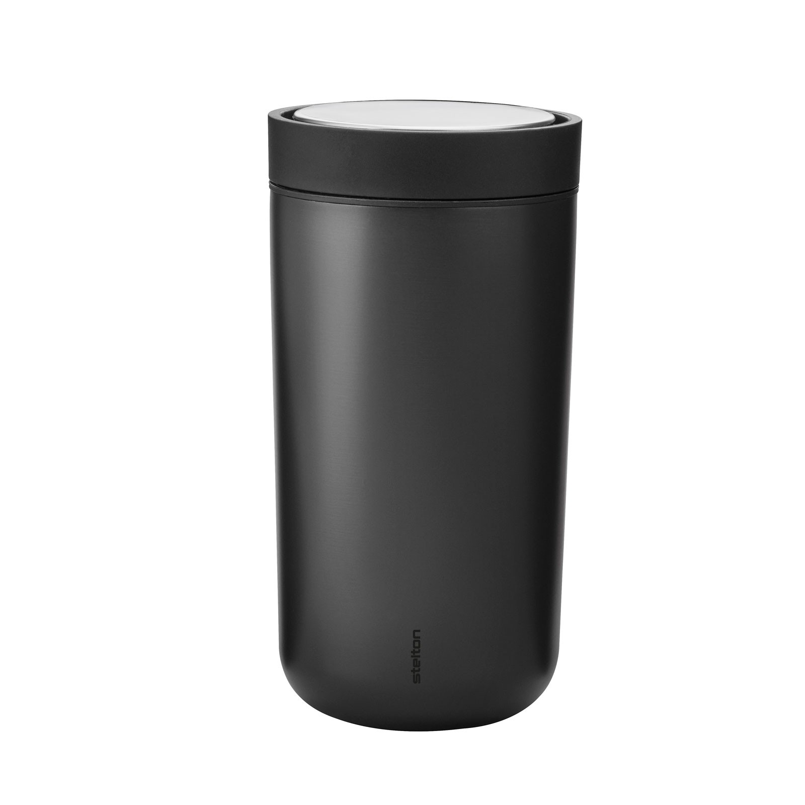 stelton To Go Click Metallic Black Thermobecher 0,20 l - Limited Edition