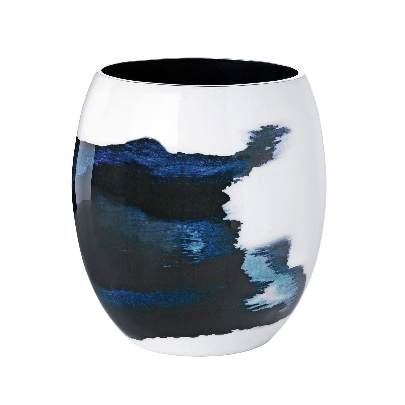 stelton Stockholm Vase mittel Ø 16,6 cm AQUATIC