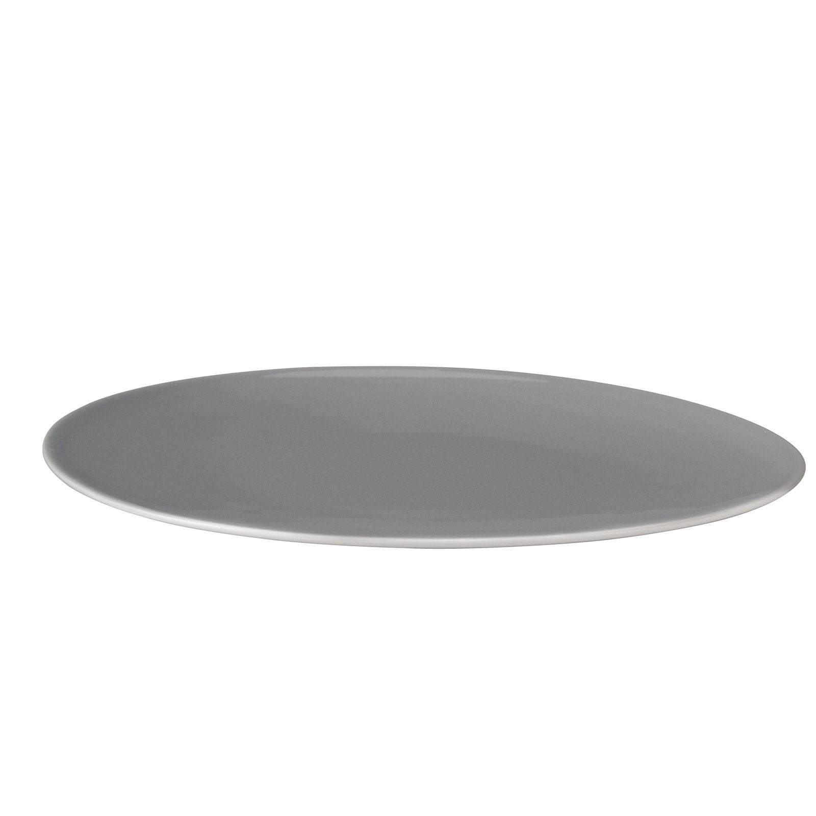 stelton Emma Kuchenteller Teller 2-teilig grau Ø 22 cm