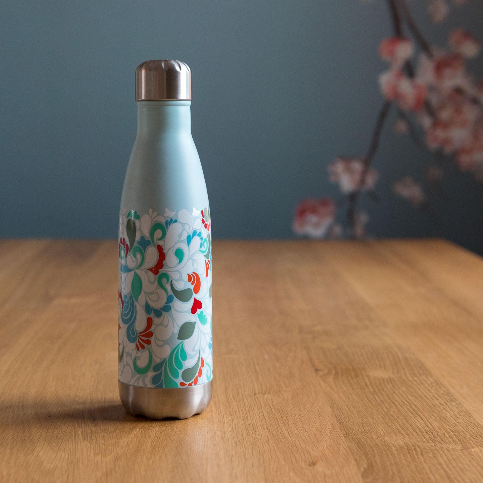 Remember Trinkflasche Florina für heiße und kalte Getränke