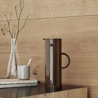 stelton Isolierkanne Thermoskanne DARK MOCCA Vol. 1 l