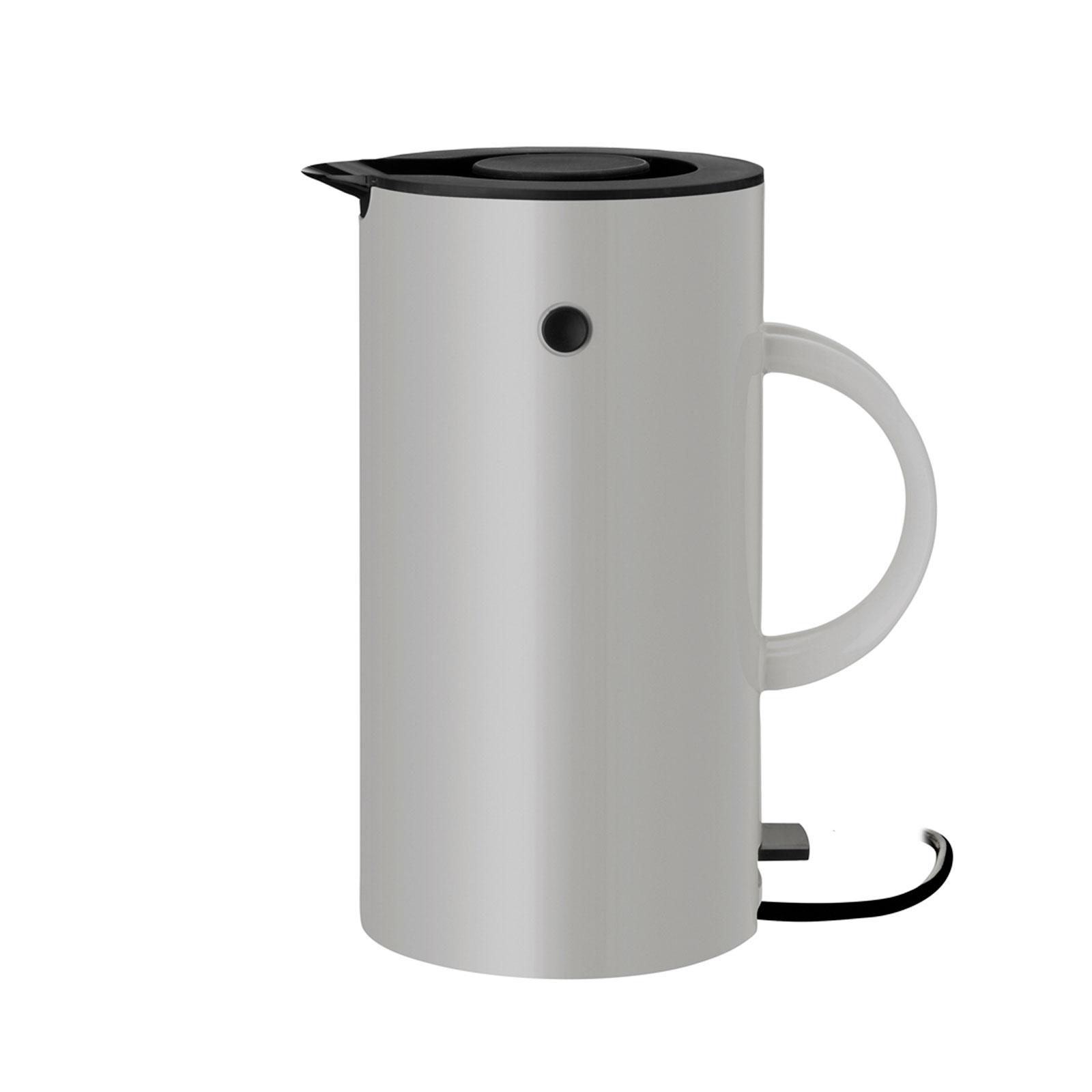 stelton EM77 Wasserkocher light grey Vol. 1,5 l