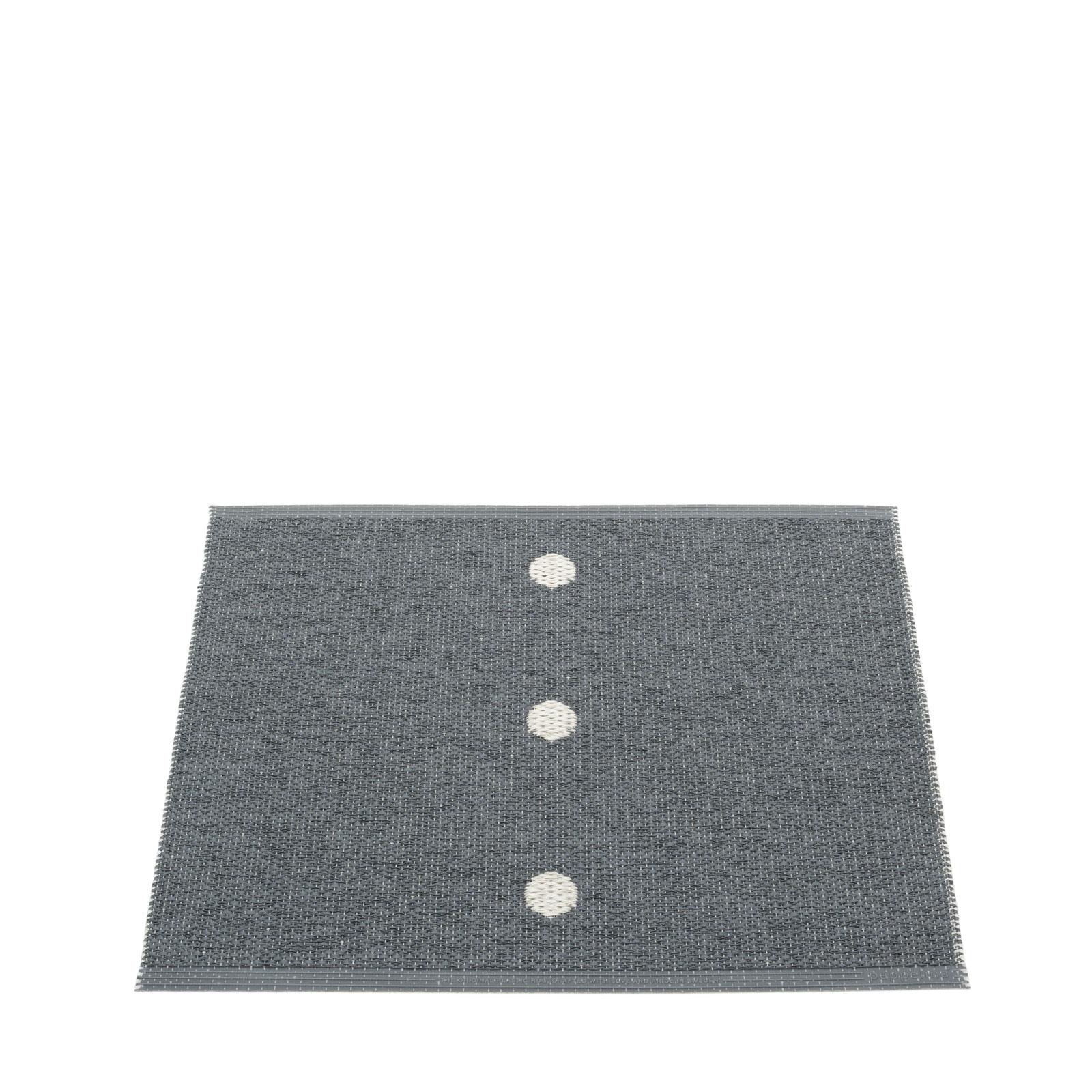 pappelina kunststoffteppich l ufer peg verschiedene gr en granit fossil grey. Black Bedroom Furniture Sets. Home Design Ideas