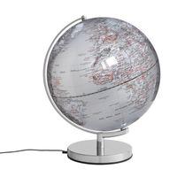 emform Globus Leuchtglobus STELLAR SILVER LIGHT LED