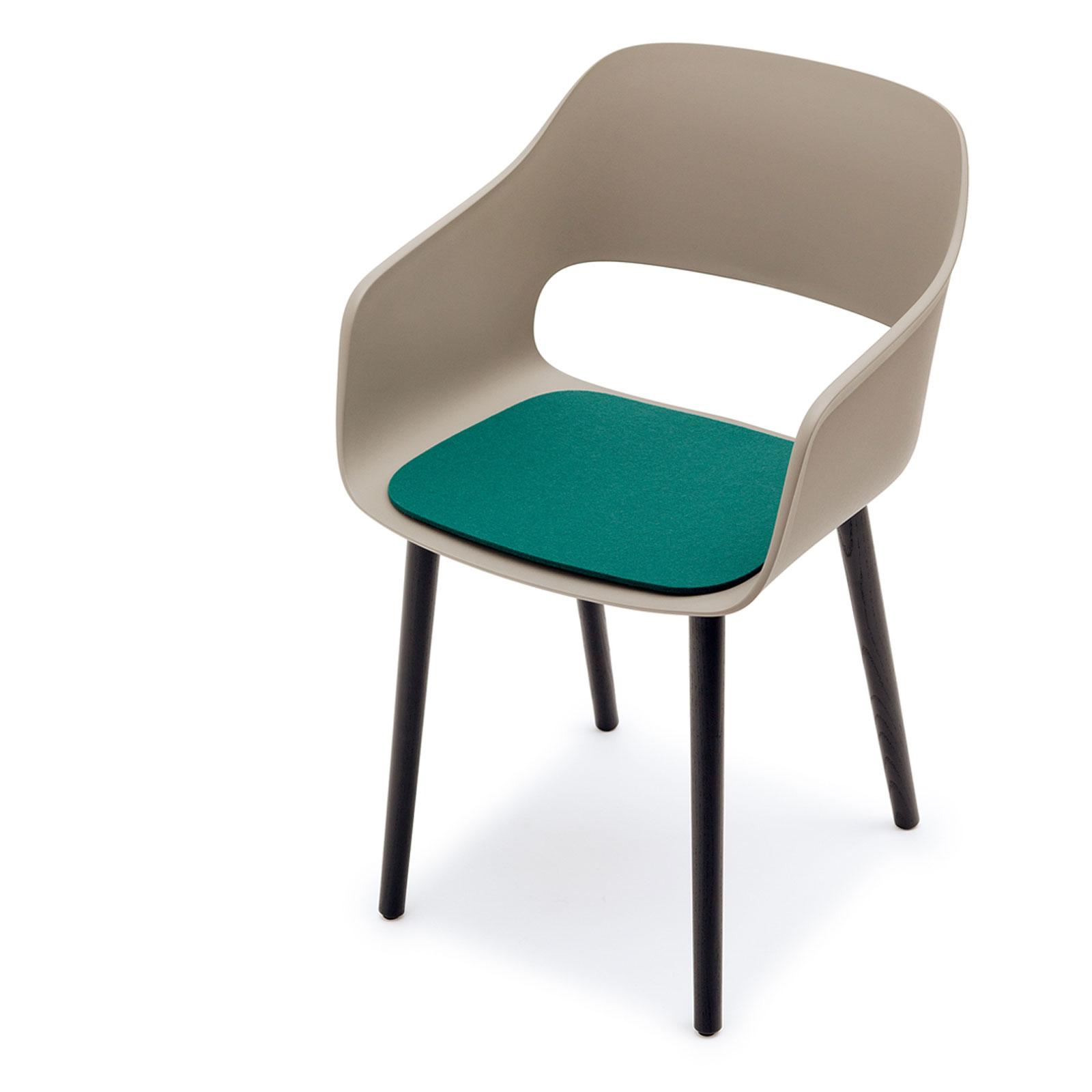 Hey Sign Sitzauflagen BABILA 4-teilig in vielen Farben