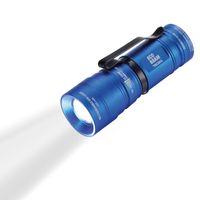 TROIKA Taschenlampe ECO BEAM LED mit Magnetfunktion blau