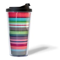 Remember Becher To Go Thermobecher Travel Mug 450 ml in Geschenkbox mit Motiv SELVA