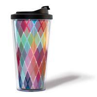 Remember Becher To Go Thermobecher Travel Mug 450 ml in Geschenkbox mit Motiv ETIENNE