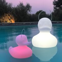 Goodnight Light DUCK DUCK LAMP XL - White
