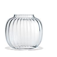 Holmegaard PRIMULA Vase Glas klar 17,5 cm (h)