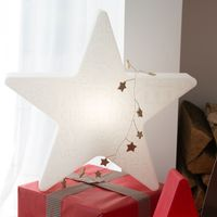 8 SEASONS DESIGN Shining Star MERRY CHRISTMAS Designlampe LED STERN