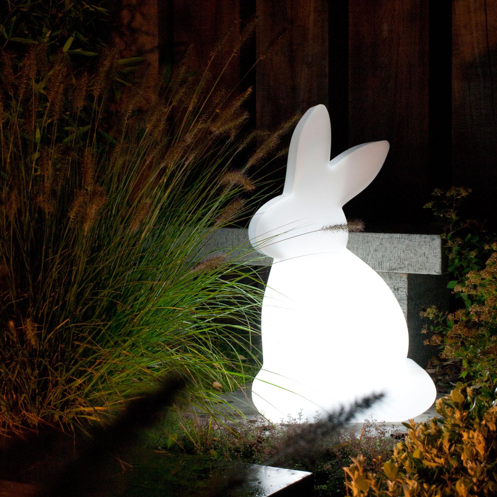 8 SEASONS DESIGN Shining Rabbit LED Designlampe 50 cm (h)