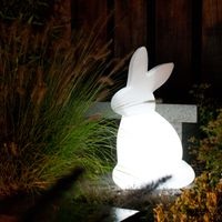 8 SEASONS DESIGN Shining Rabbit LED Designlampe 50 cm (h)