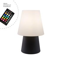 8 SEASONS DESIGN NO.1 FAMILY Designlampe Anthrazit 60 cm (h)