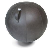 VLUV VEEL Sitzball mit Bezug Kunstleder Elephant in zwei Größen