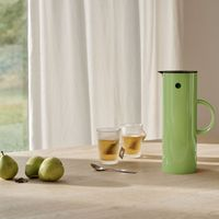 stelton Isolierkanne Thermoskanne 1 l APPLE GREEN