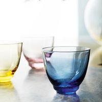 Holmegaard FLOW Wasserglas 35 cl in verschiedenen Farben