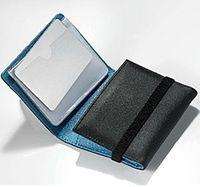 Sammeletui für Visiten- und Kreditkarten Troika EISZEIT