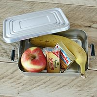Lunch Box mit Bügelverschluss Troika BACK TO SCHOOL