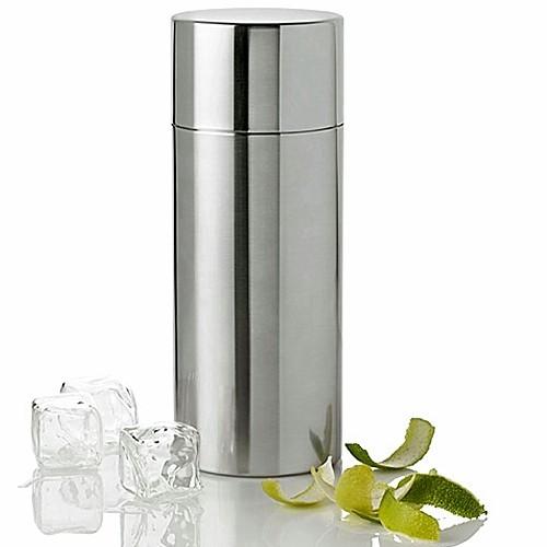 stelton Arne Jacobsen AJ Cocktail Shaker 0,75 l Edelstahl CYLINDA-LINE