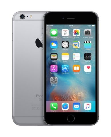 Apple iPhone 6s Plus 128GB spacegray