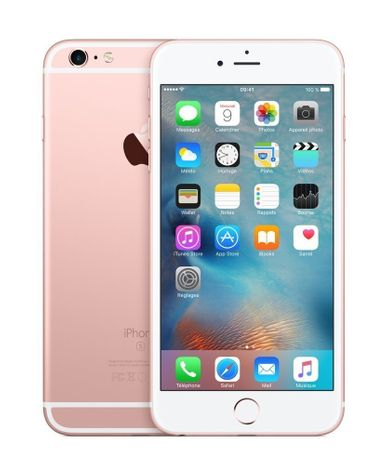 Apple iPhone 6s Plus 128GB Roségold