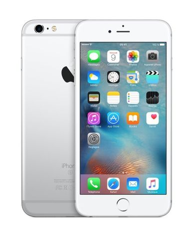 Apple iPhone 6S Plus 128GB Silber