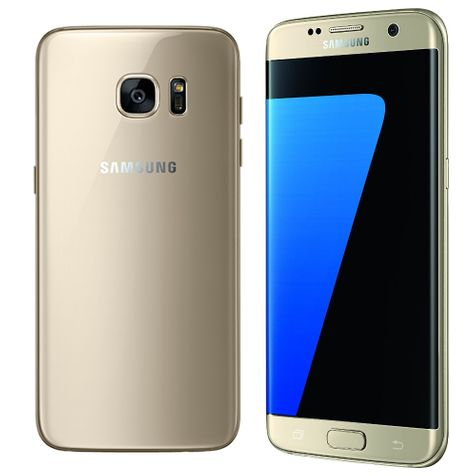 Samsung Galaxy S7 Edge 32GB, gold, G935F