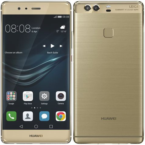 Huawei P9 Plus LTE++(CAT6) Vodafone haze gold