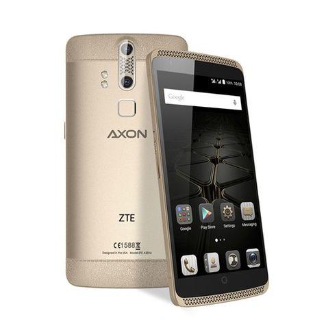 ZTE Axon Elite Dual Sim 32GB gold