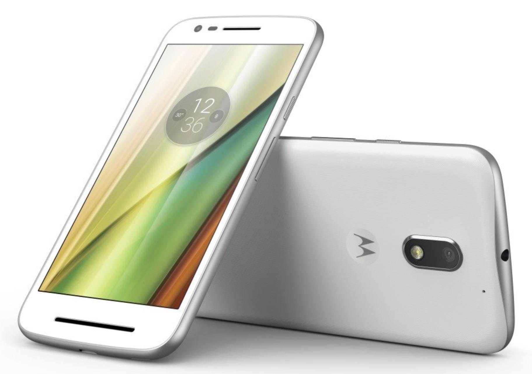 Lenovo Motorola XT1700 Moto E 3rd Gen. 8GB LTE White - Preisvergleich
