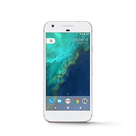 Google Pixel 128GB - Sehr Silbern